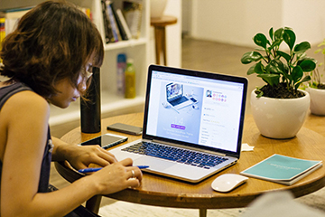Personalizamos el aprendizaje con ayuda de las TICs.