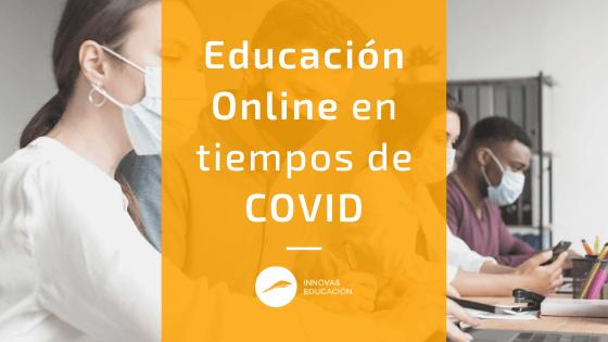 Educación Online COVID