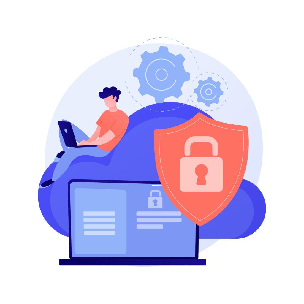 seguridad en la red